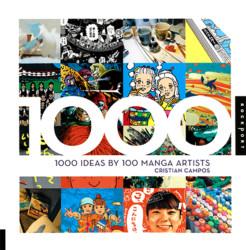 1000 Ideas by 100 Manga Artists