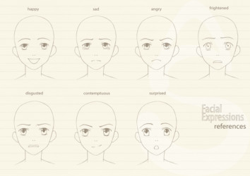 Facial Expressions - reference