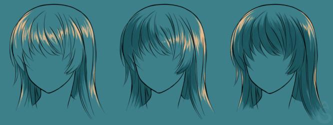 Hair Highlights - tutorial