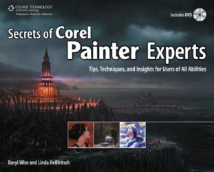 Secrets of Corel Painter Experts